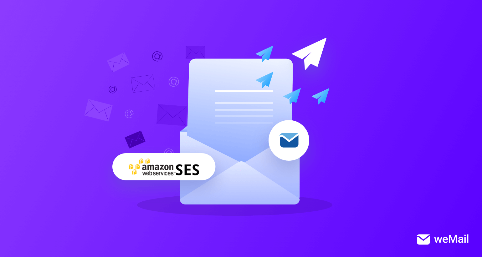 How To Send 62,000 Thousands Free Email With weMail And Amazon SES