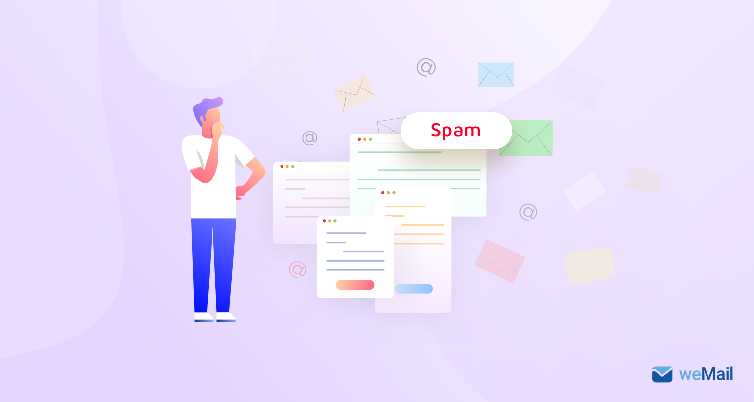 How to stop email from going to spam