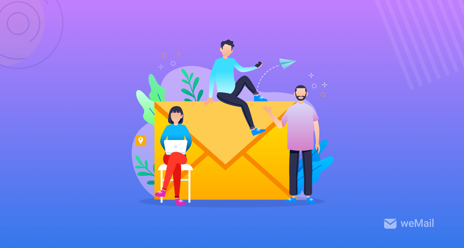 following up your audience after running email campaign
