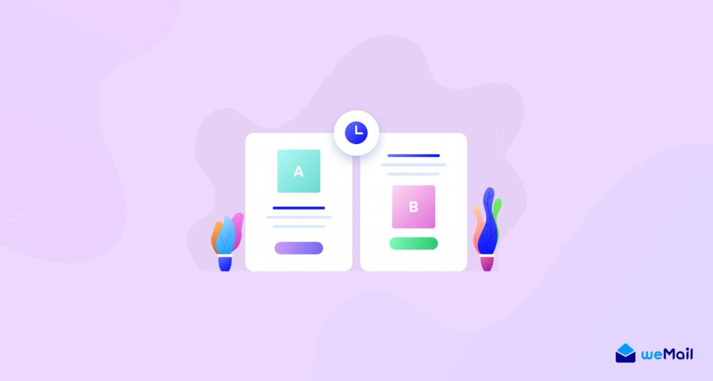 Email marketing AB testing