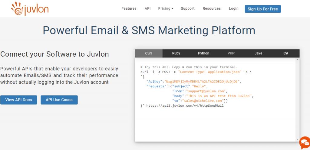 Juvlon_Campaign monitor alternatives