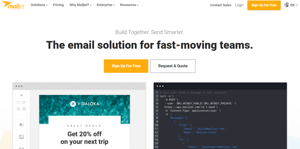 mailjet_Campaign monitor alternatives