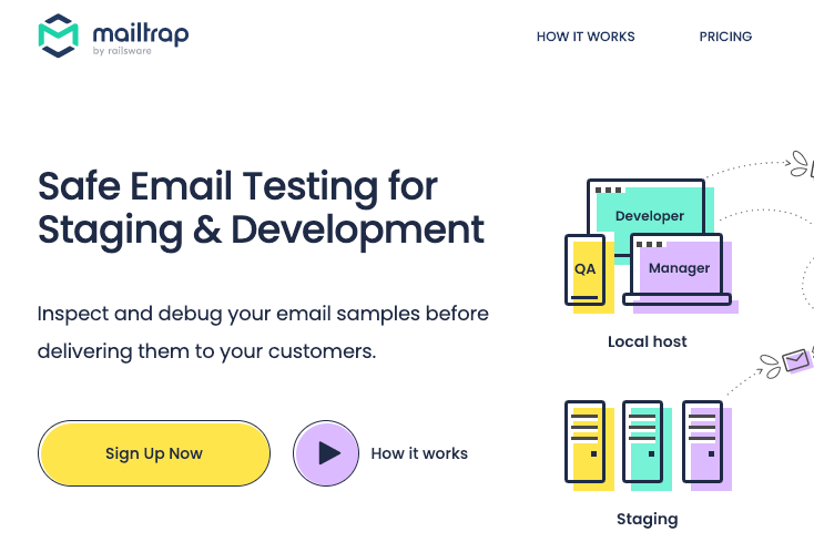 mailtrap email testing tool