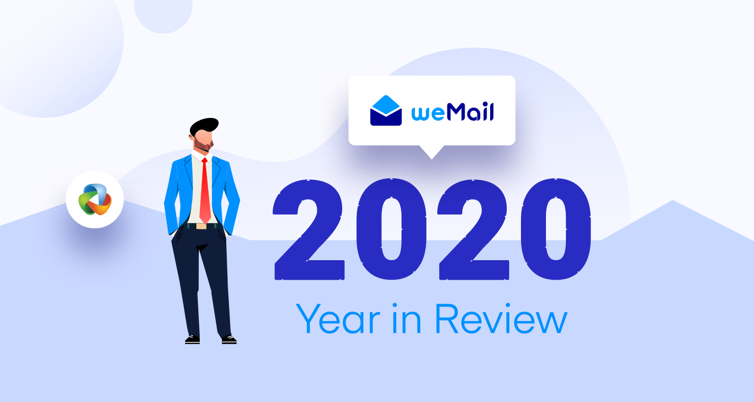 weMail year in review 2020