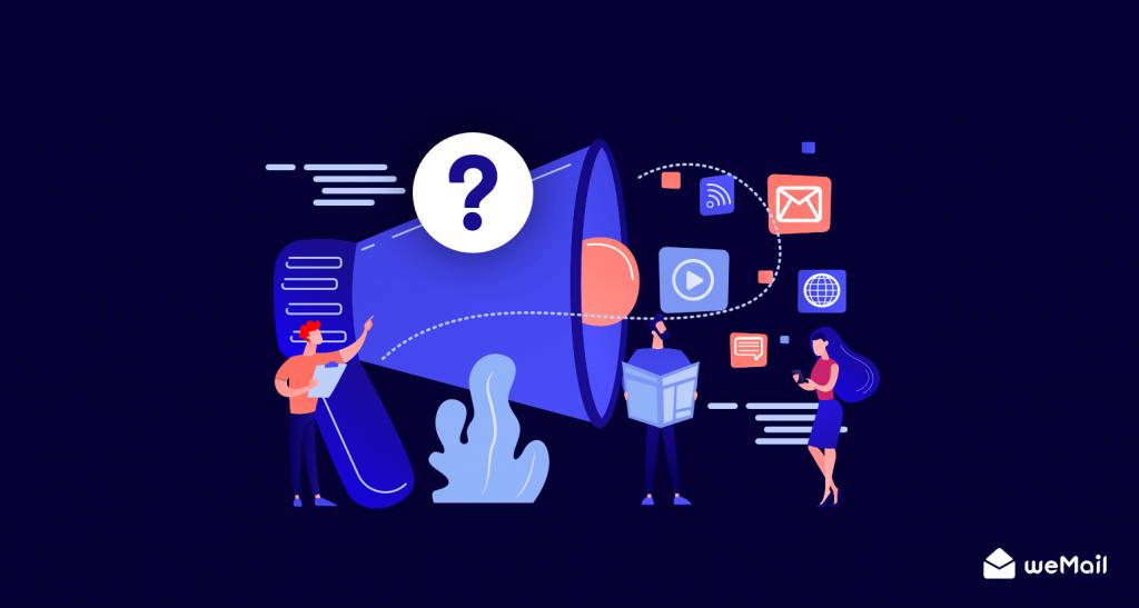 Types of WooCommerce email marketing