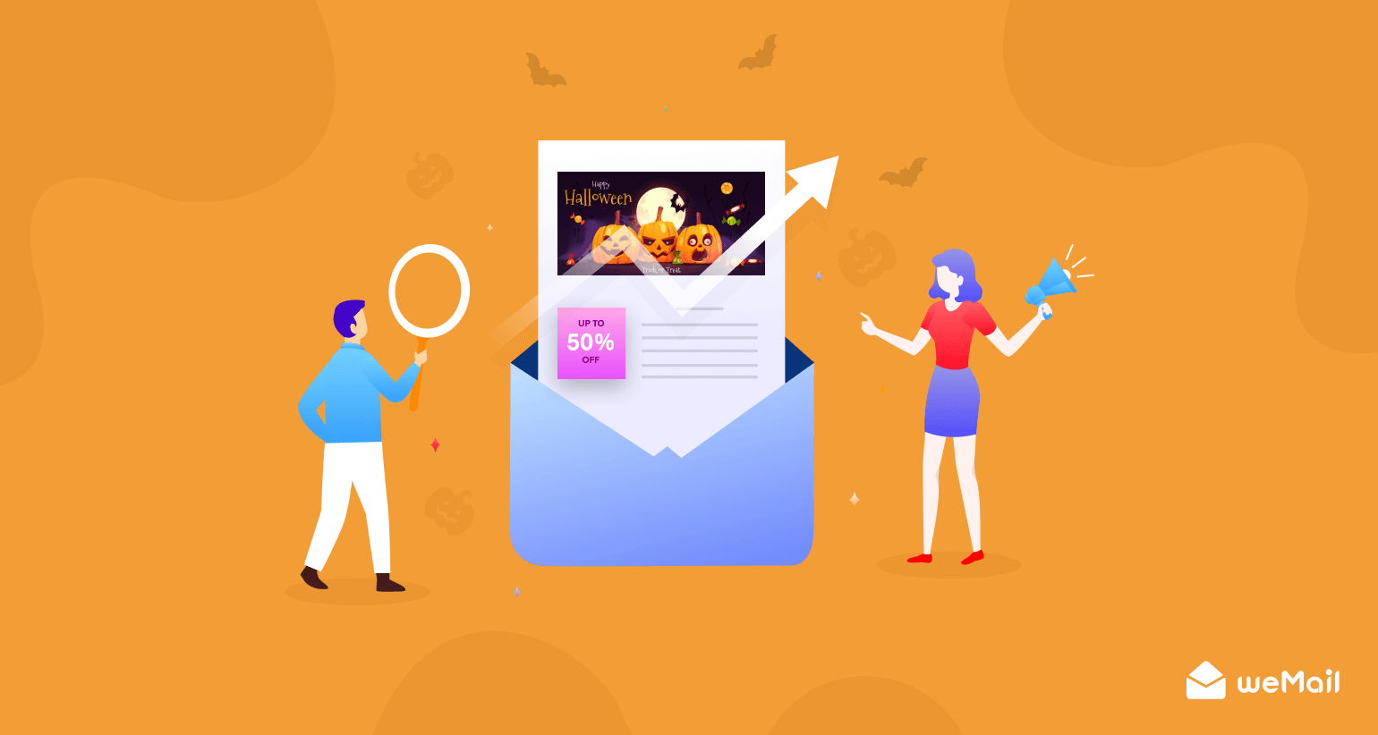 How to boost Sales from halloween email Marketing