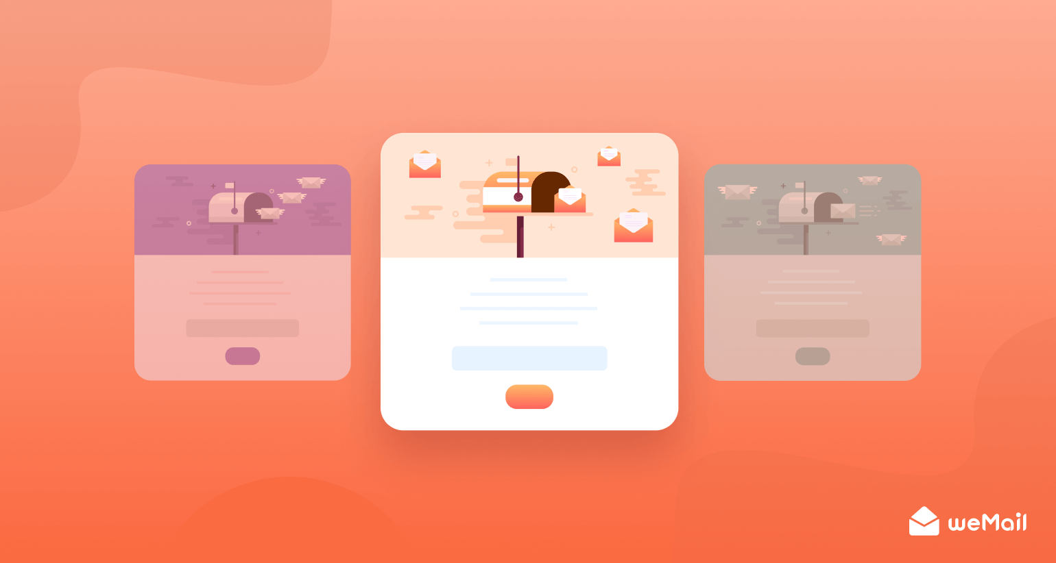 Stunning Newsletter Signup Examples that converts
