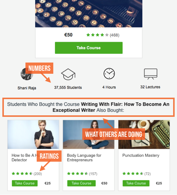 Incorporating Social Proof in Email Marketing